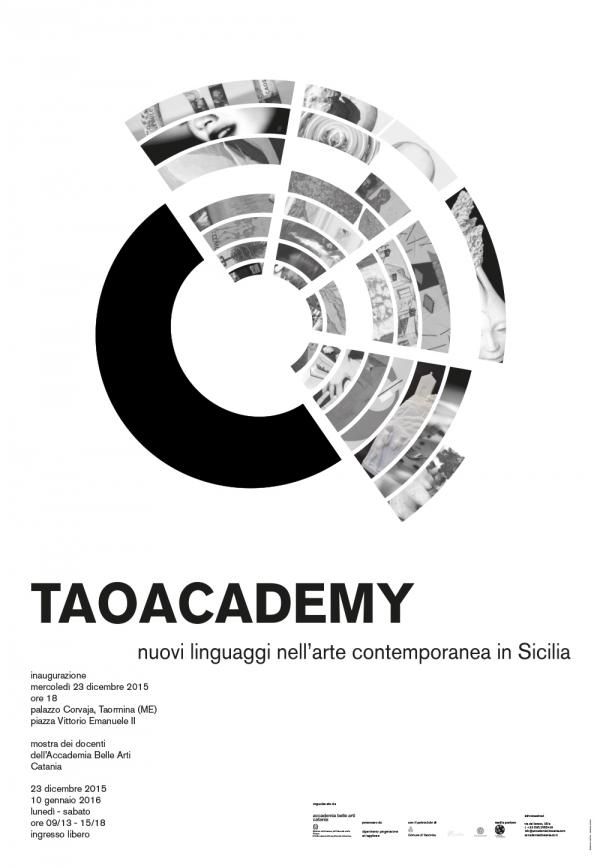 Taoacademy, la mostra al Palazzo Corvaja
