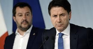 Lettera di Conte a Salvini...