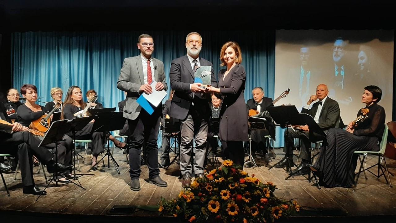 "Premio giornalistico ""Umberto Gaberscek"""