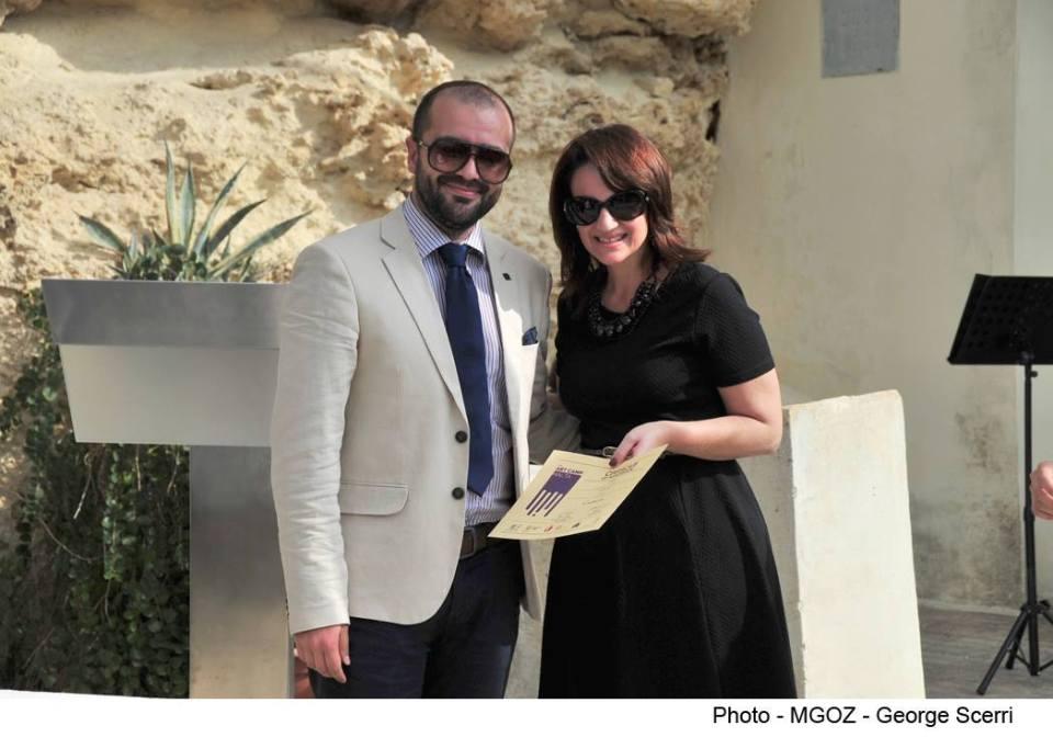 Da Taormina un altro esportatore di cultura