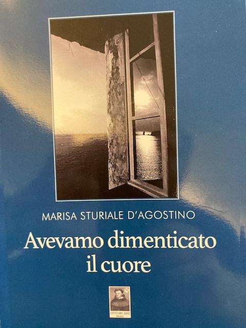 Il nuovo libro di Marisa Sturiale D'Agostino!